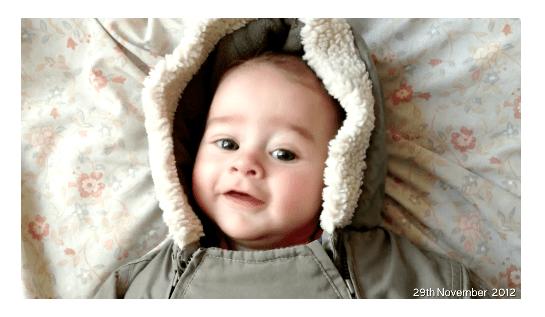 Telling your child their origin