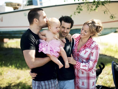 Gay Couples and Surrogacy