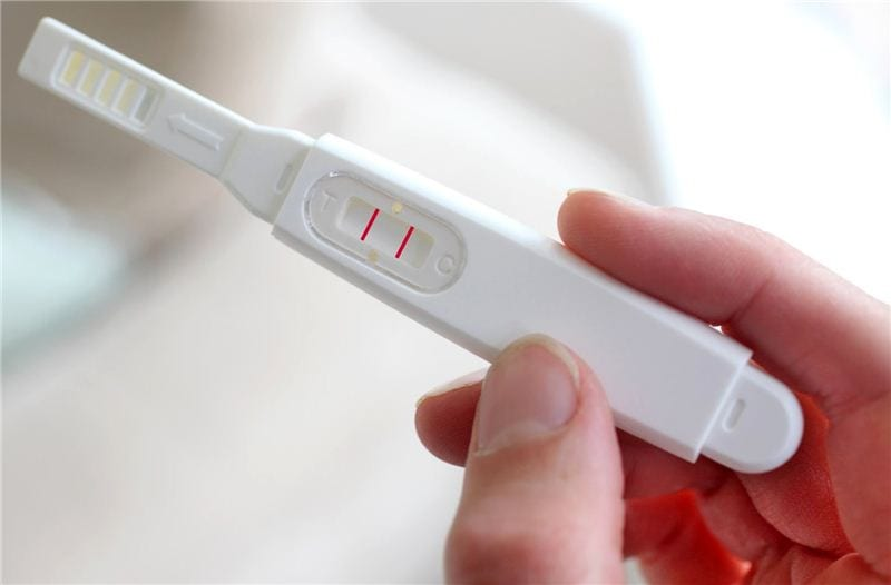 Home Pregnancy Test after IVF