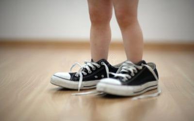 Let's talk shoes!